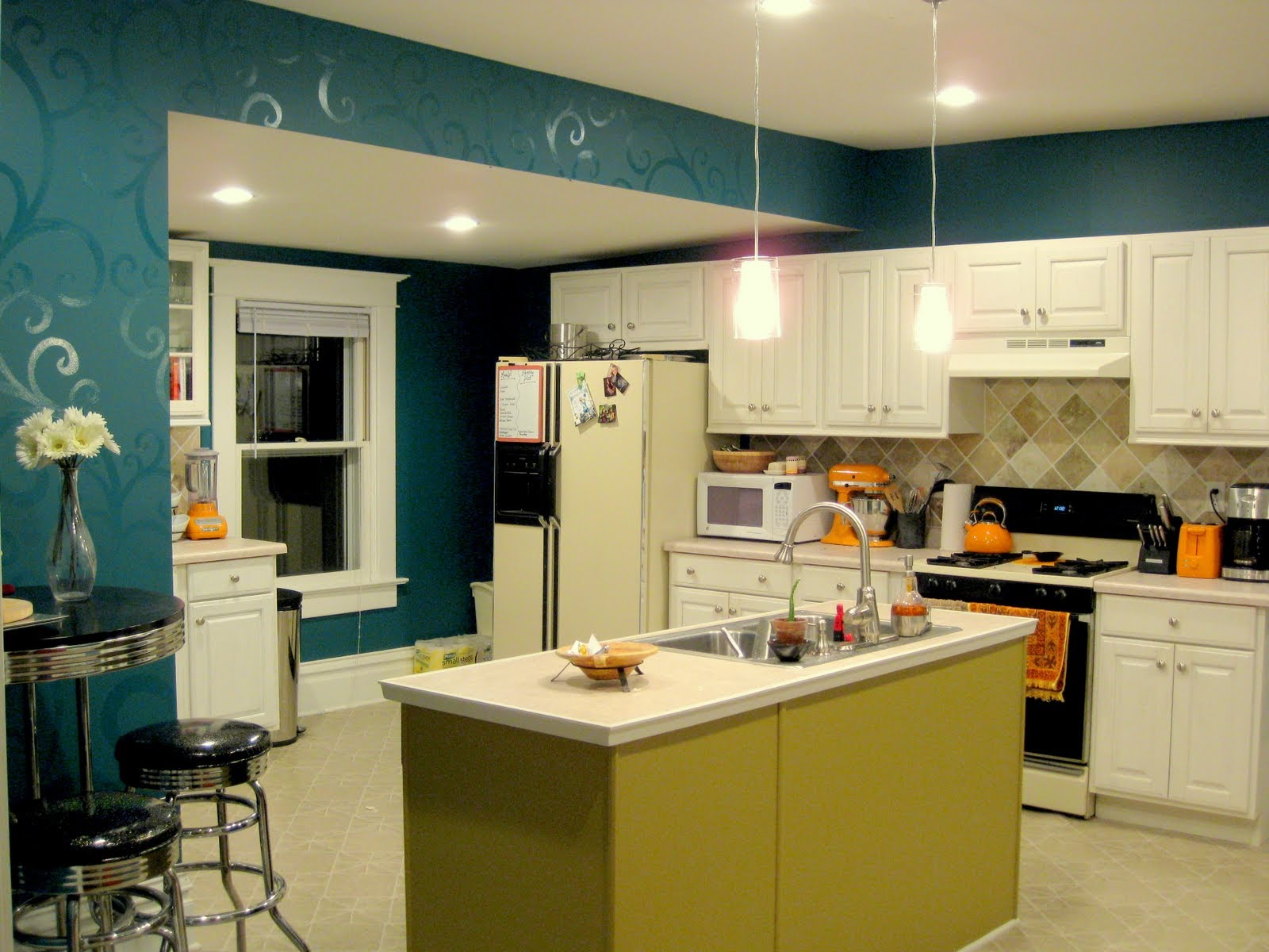 best-paint-colors-for-kitchen-wall-paint-colors-for-kitchen-kitchen ...