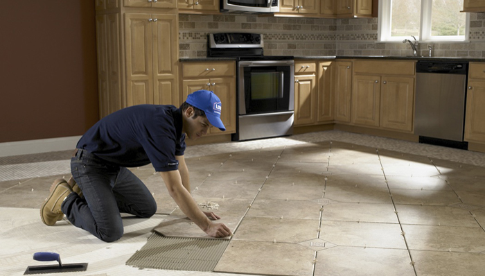 Pictures Of New Way To Lay Out Kitchen Tile