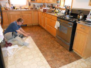 Most Durable Kitchen Flooring Linoleum Flooring Kitchen Furniture
