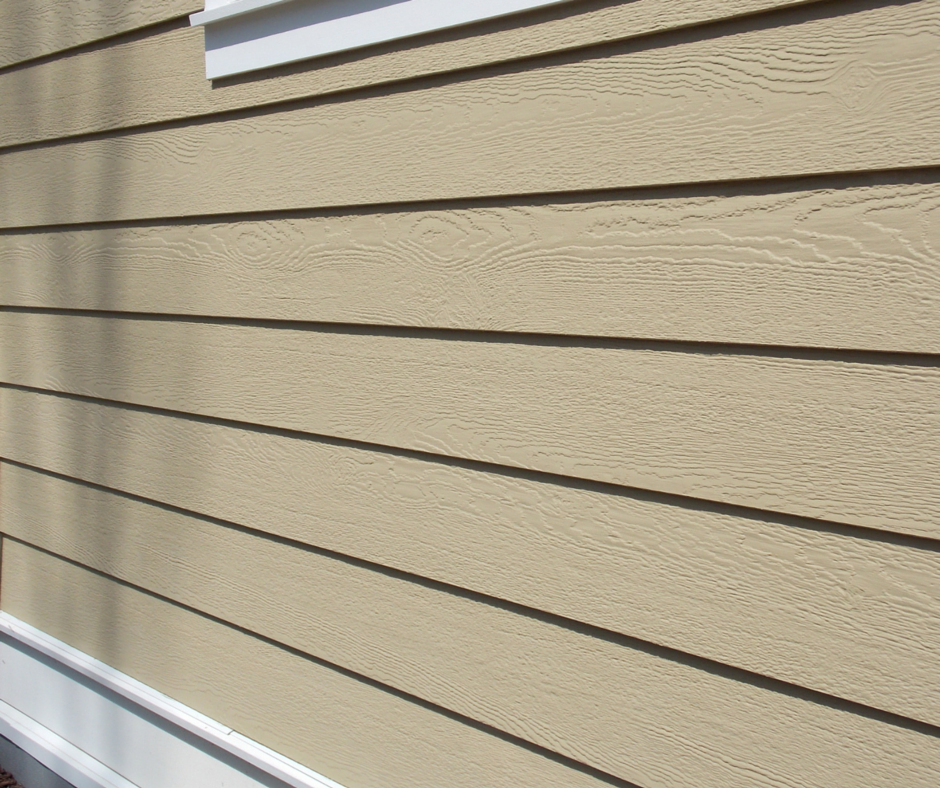 Siding trim klam construction klamco for Types of house siding materials
