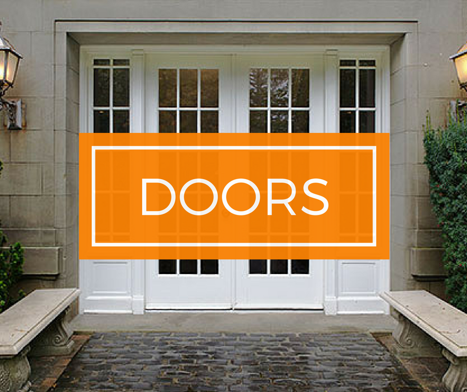 Home remodeling new doors by Horizon Exteriors, LLC in Muskego, WI (844) 433-4348
