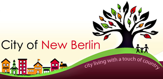 city of new berlin header