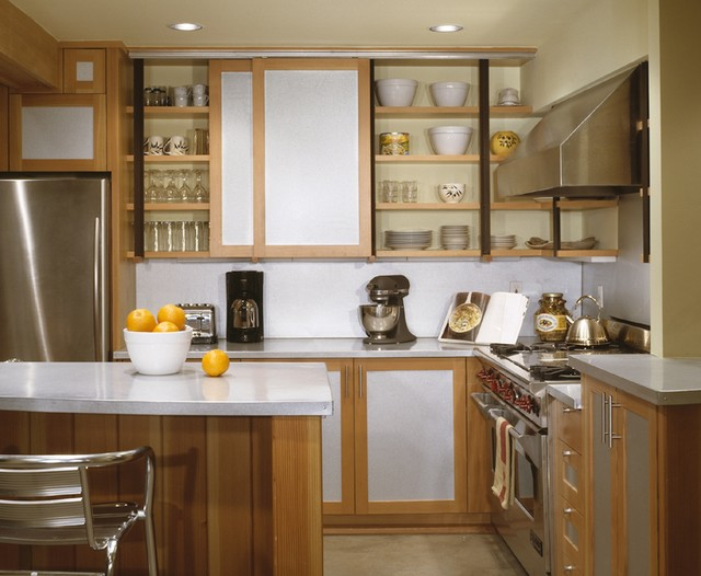 kitchen cabinet track doors slide rustic kitchen remodeling