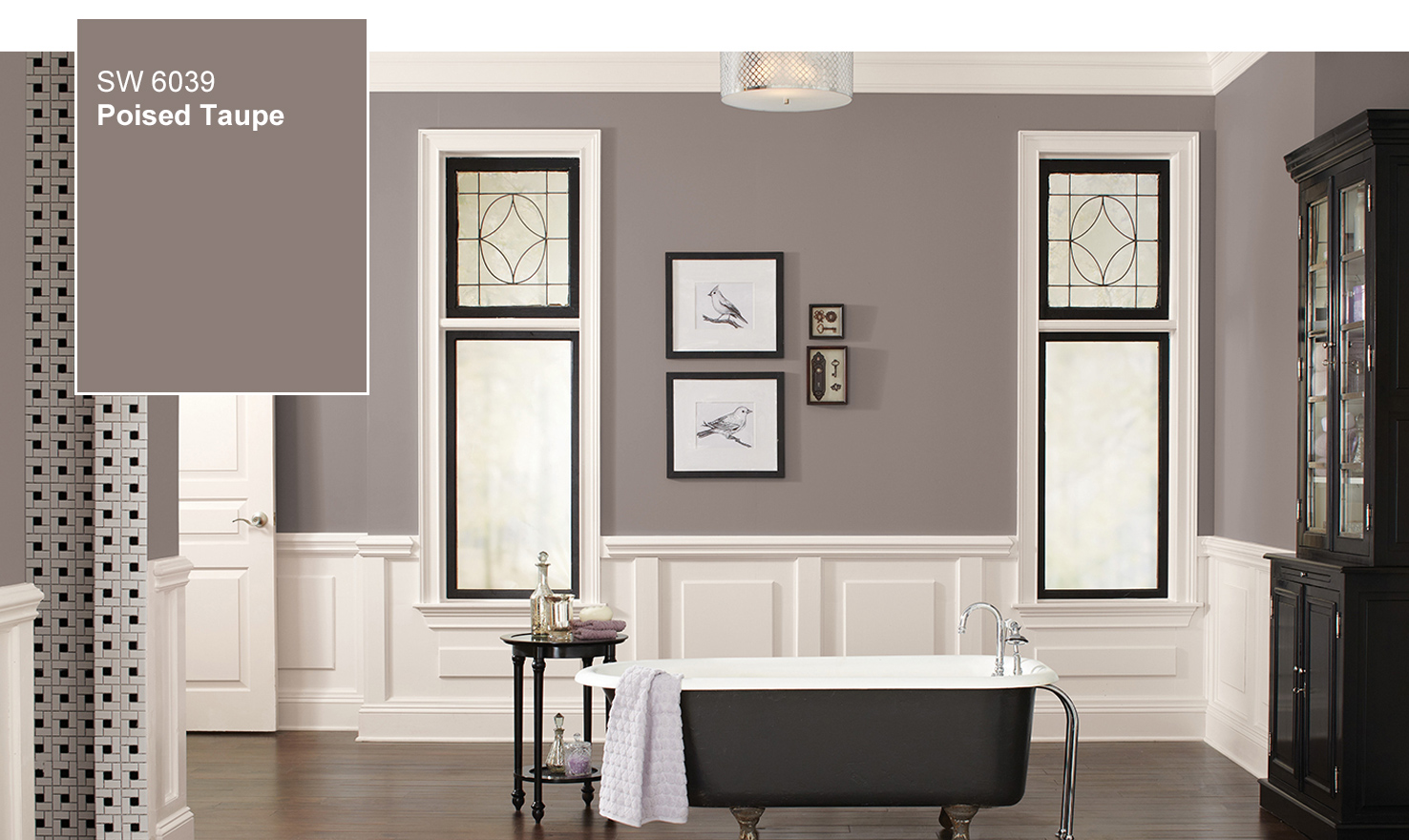 color of the year Poised Taupe by Sherwin-Williams from Klamco | Klam Construction