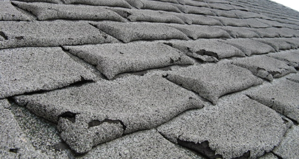 Roof Problems Cupping Shingles Bad Klam Construction