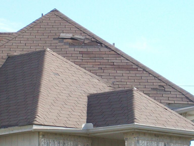 roof problems missing shingle reds