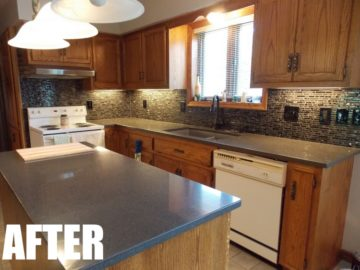 after kitchen remodel by Klamco | Home Remodeling by Klam Construction