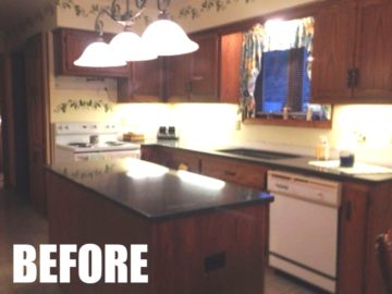before kitchen remodel by Klamco | Home Remodeling by Klam Construction